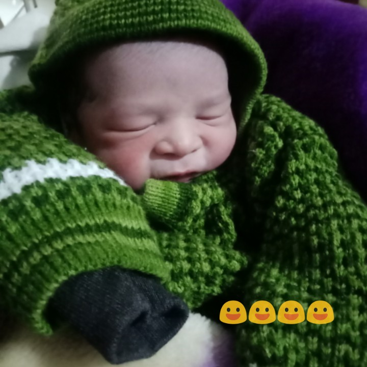 👶🏼 happy Baby day - oeee - ShareChat
