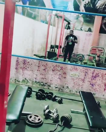 gym workout - ShareChat
