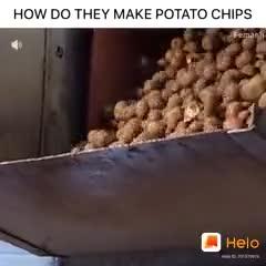 crispy chips  - ShareChat
