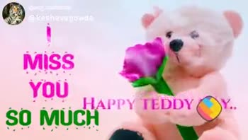 teddy love - ShareChat