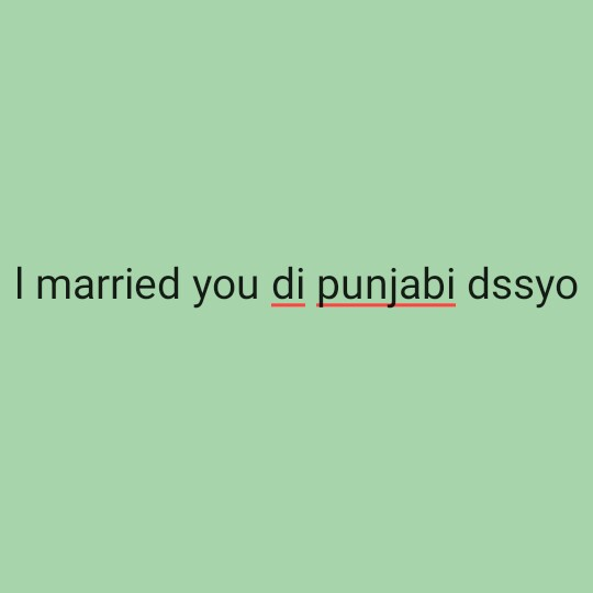 ਮੇਰੇ ਵਿਚਾਰ 💭 - I married you di punjabi dssyo - ShareChat