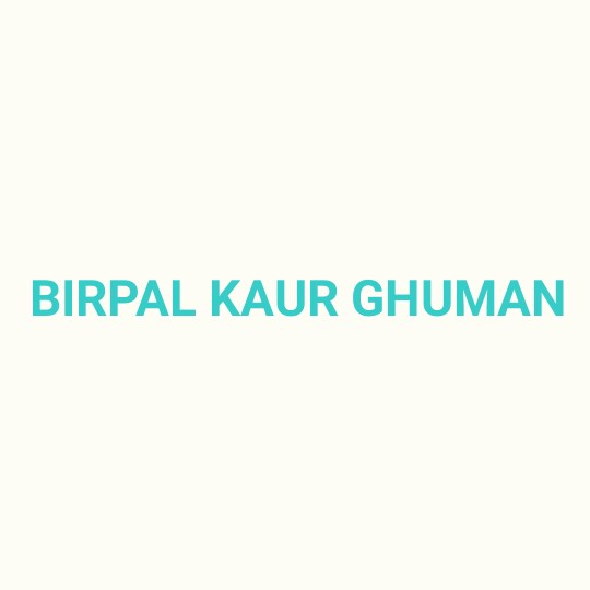 🅱️ ਹੋਲੀ Name art - BIRPAL KAUR GHUMAN - ShareChat
