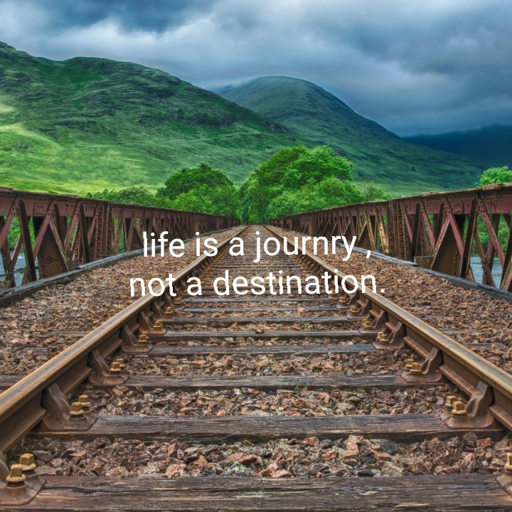 Did you know❓ - life is a journry not a destination . - ShareChat