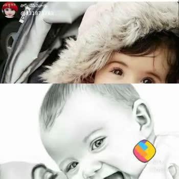 🤳పిల్లల సెల్ఫీస్👶🏻 - ShareChat