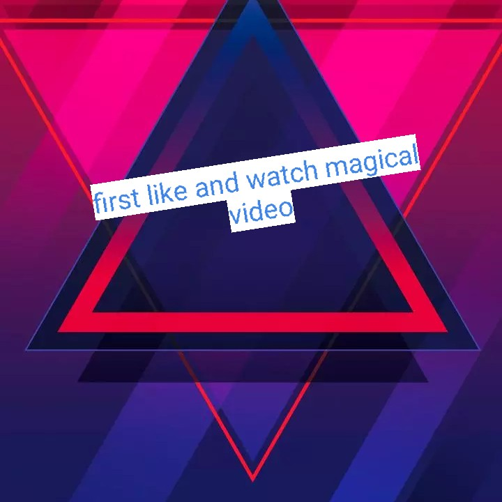 magic✨🎩✨ - first like and watch magical video - ShareChat