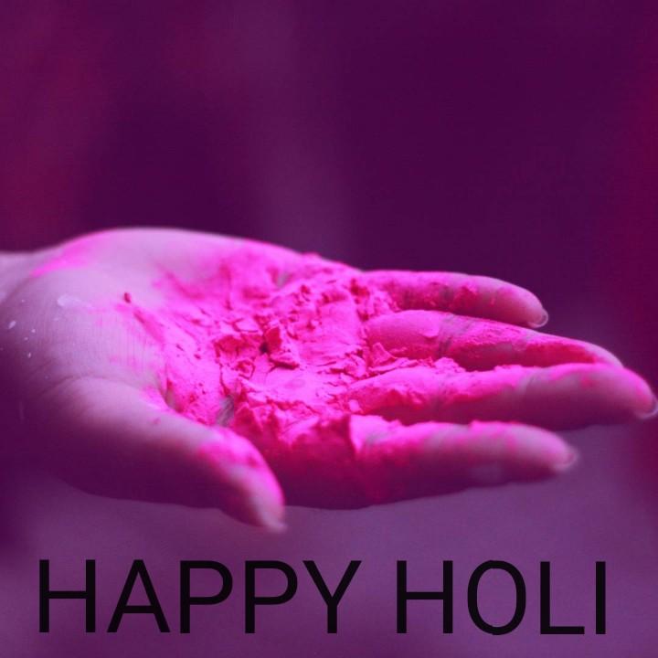 ਰਾਧਾ ਕ੍ਰਿਸ਼ਨਾ ਹੋਲੀ - HAPPY HOLI - ShareChat