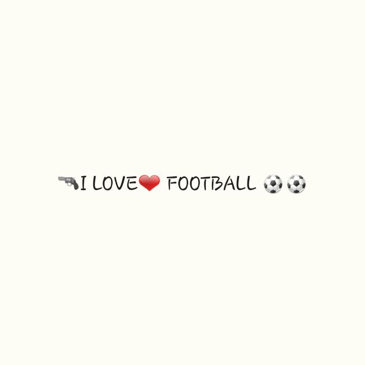 ⚽️football⚽️ lover😍 - I LOVE FOOTBALL OO - ShareChat
