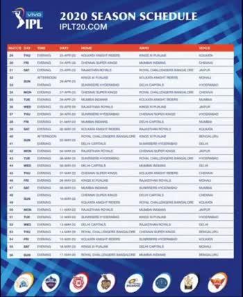 🏆 IPL 2020 - ShareChat