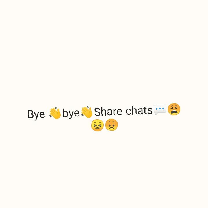 🖊️दर्द शायरी स्टेटस 💔 - Bye bye . Share chats - - ShareChat
