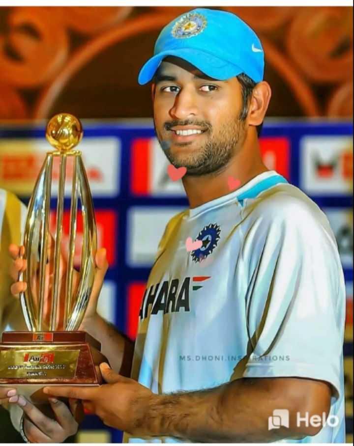 Chennai super kings fan - Vam MS DHONTINE LONS o - ShareChat