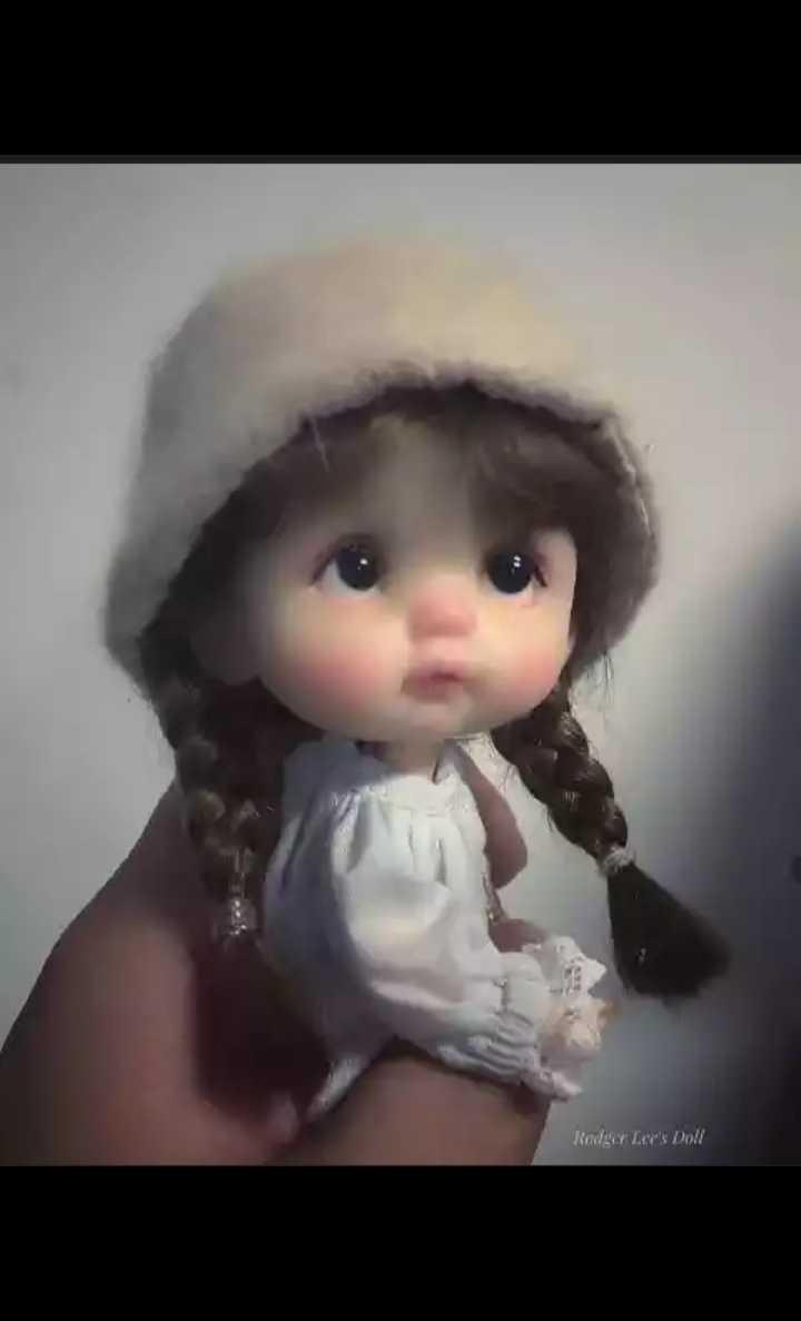 Girls dp - Rodger Ler ' s Doll - ShareChat