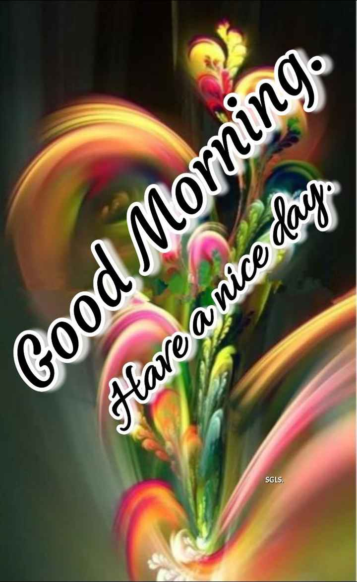 🌞 Good Morning🌞 - SGLS . Good Morning Have a nice day - ShareChat