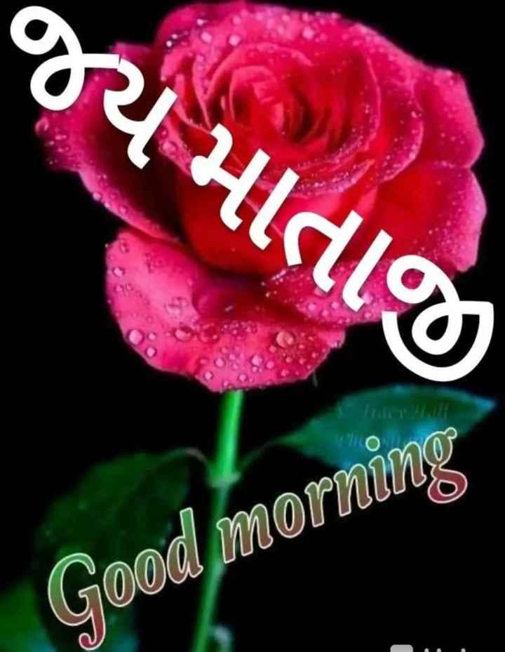 🌅 Good Morning - જય માતાજી Good morning - ShareChat