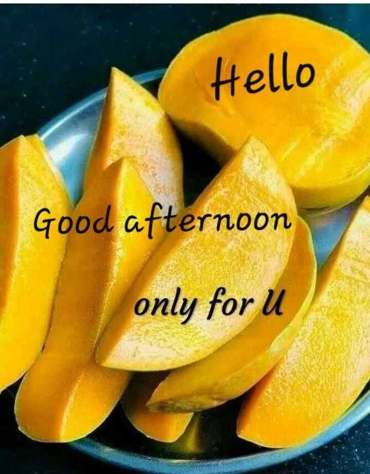 Good afternoon - Hello Good afternoon only for U - ShareChat