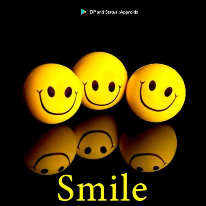 🤗 Happiness (ખુશી) - DP and Status : Approids Smile - ShareChat