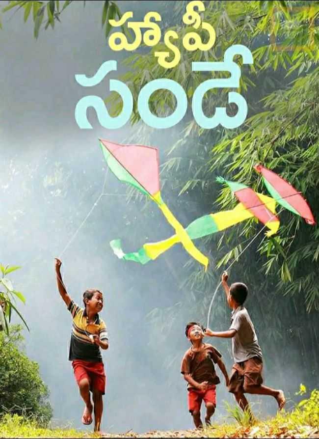 Happy sunday - హ్యాపీ సండే - ShareChat