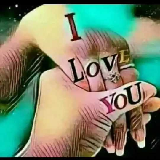 🌹 I Love You - LOVE YOU - ShareChat