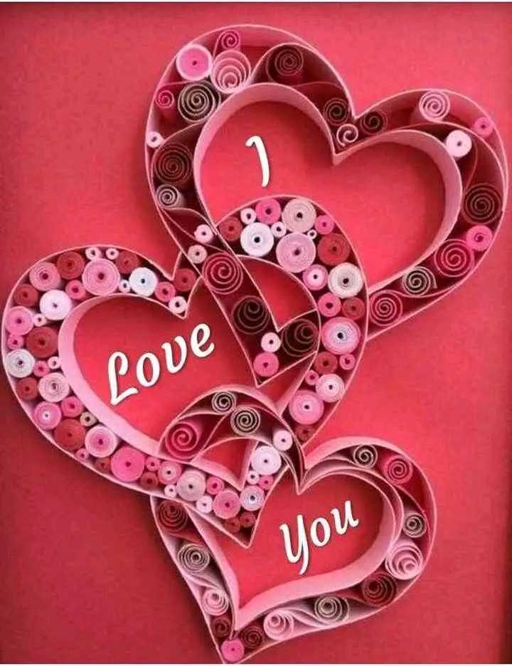 🌹 I Love You - ( OO o Love You - ShareChat