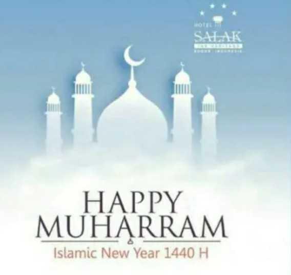 Islami New Year - HOTEL St HAPPY MUHARRAM Islamic New Year 1440 H - ShareChat