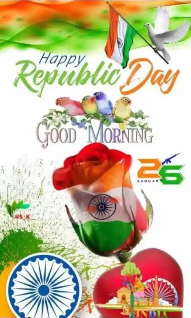 Jai Bharat 🇮🇳🇮🇳 - Republic Day GOOD - ShareChat