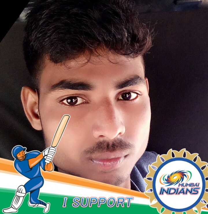 🏏 KXIP 💗 vs RR 💜 - MUMBAI INDIANS 7 I SUPPORT - ShareChat