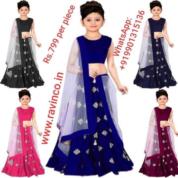 Kids Dress Desing's - www . ravinco . in Rs . 799 per piece WhatsApp : + 919901315136 - ShareChat
