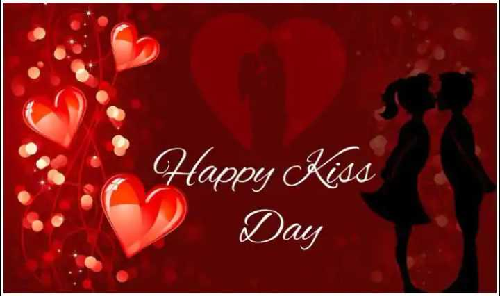 Kiss ডে 💏 - Happy Kiss Day - ShareChat