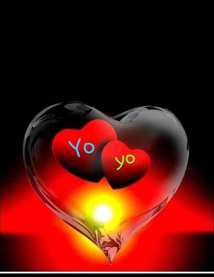 💖 Love You - Yo yo - ShareChat