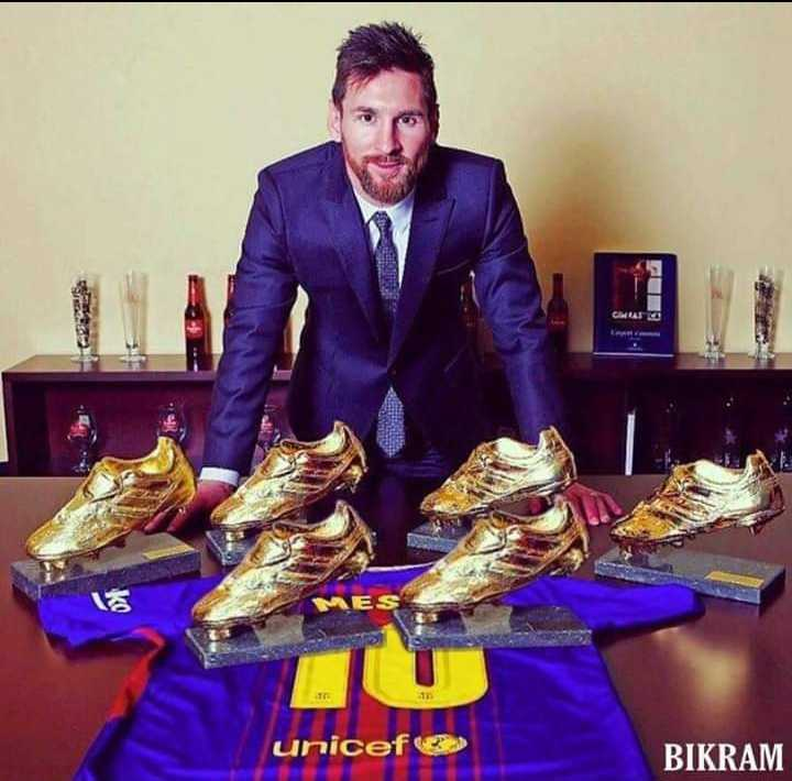 MESSI MAGIC - ShareChat