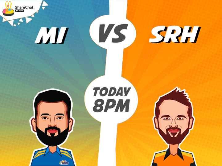 MI vs SRH - ShareChat
