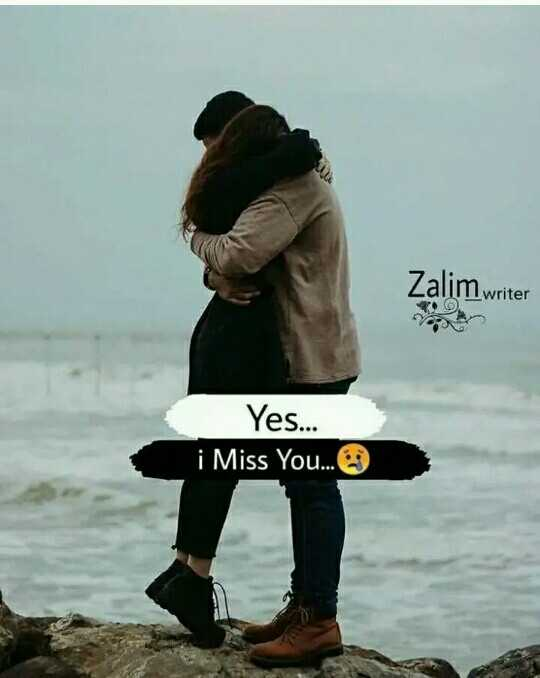 😢 Miss you - Lalim writer Yes . . . i Miss You . . . - ShareChat