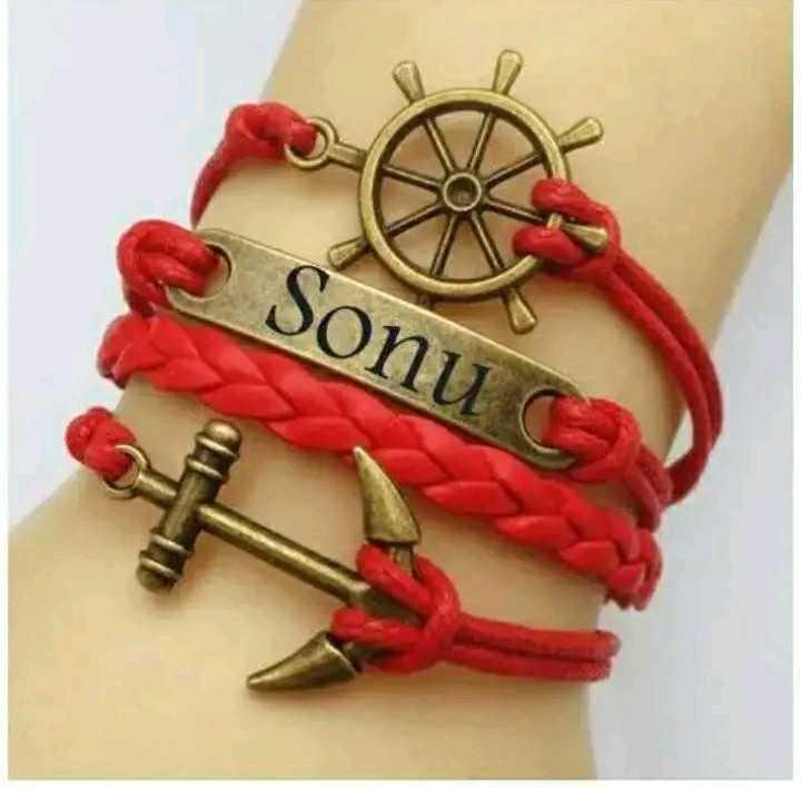 ℬ Name letter status - Sonu C - ShareChat