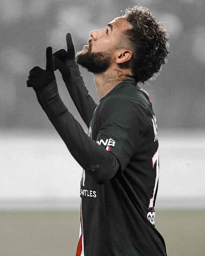 😍 Neymar Fans - NA WTLES - ShareChat