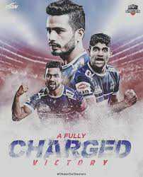 🤼 Pro Kabaddi League 2018 - CHARGED C TRY - ShareChat