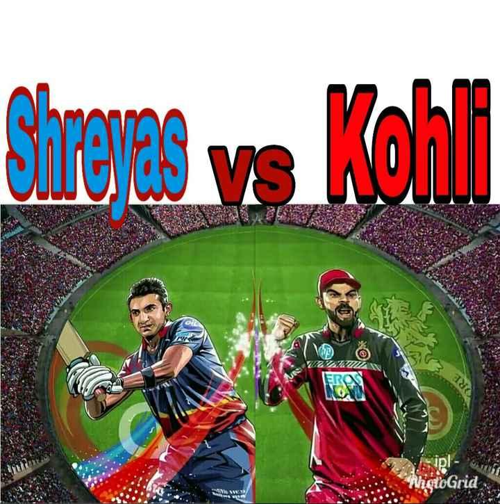 RCB vs DC - Shreins ve Kohn O ipl - WigtoGrid Ng - ShareChat