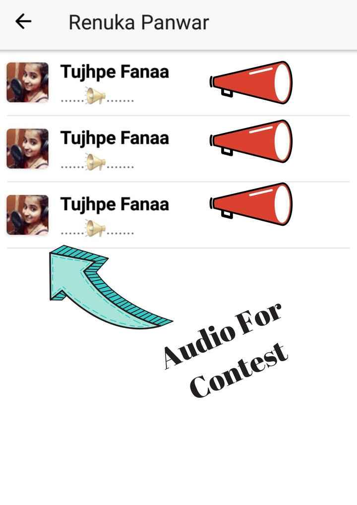 🎤Tujhpe Fanaa @VBRecords💃 - + Renuka Panwar Tujhpe Fanaa . . . . . . . Tujhpe Fanaa . . . . . . Tujhpe Fanaa . . . . . . . Audio For Contest - ShareChat