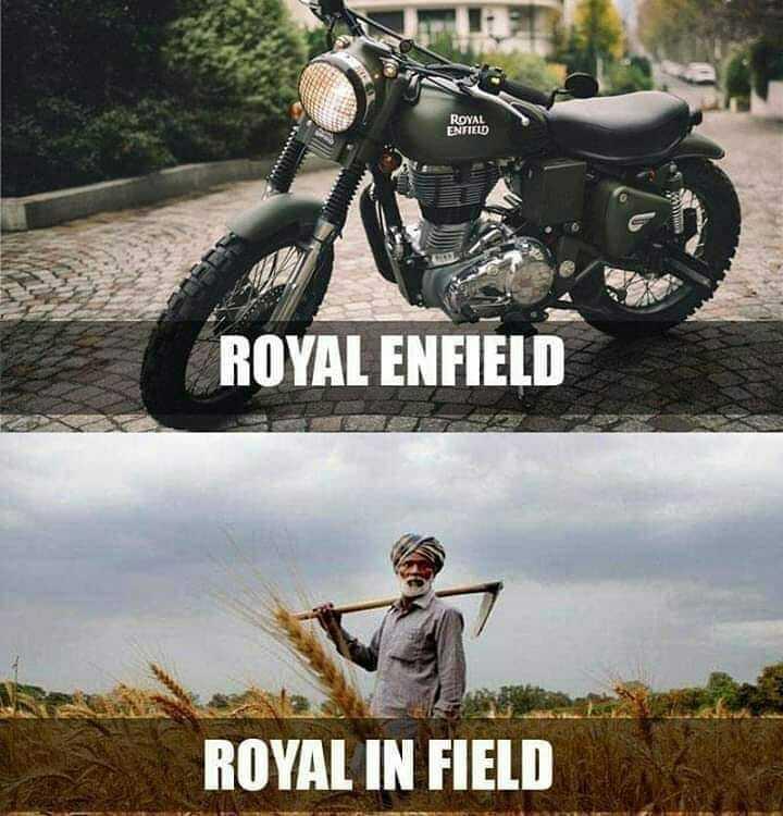 🌆 Typoഗ്രഫി - EROYAL ENTIELS ROYAL ENFIELD ROYAL IN FIELD - ShareChat