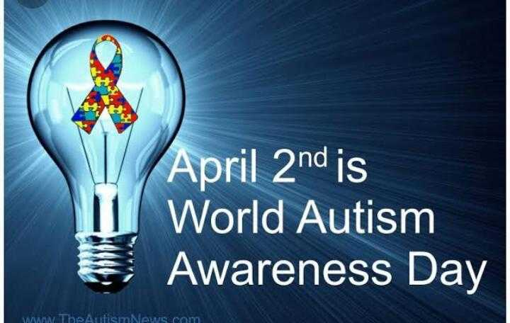 WORLD EMOJI DAY - April 2nd is World Autism Awareness Day Www The AutismNews . com - ShareChat