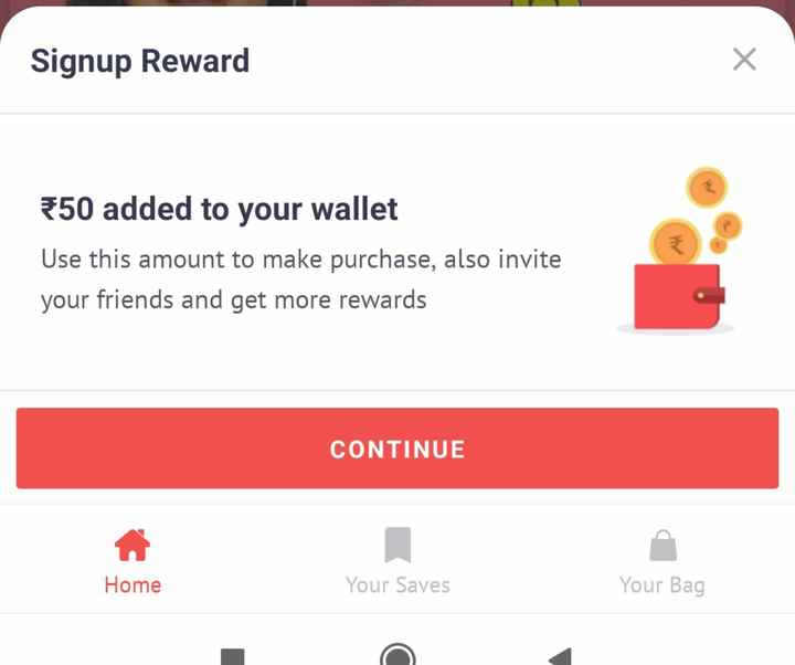 📜 Whatsapp स्टेटस - Signup Reward 350 added to your wallet Use this amount to make purchase , also invite your friends and get more rewards CONTINUE Home Your Saves Your Bag - ShareChat
