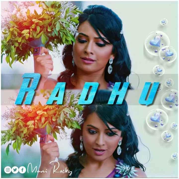 Yash ★ Radhika - ooo Mani Rocky - ShareChat