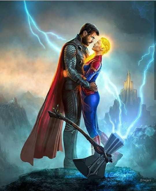🤚 avengers endgame - Ellejar - ShareChat