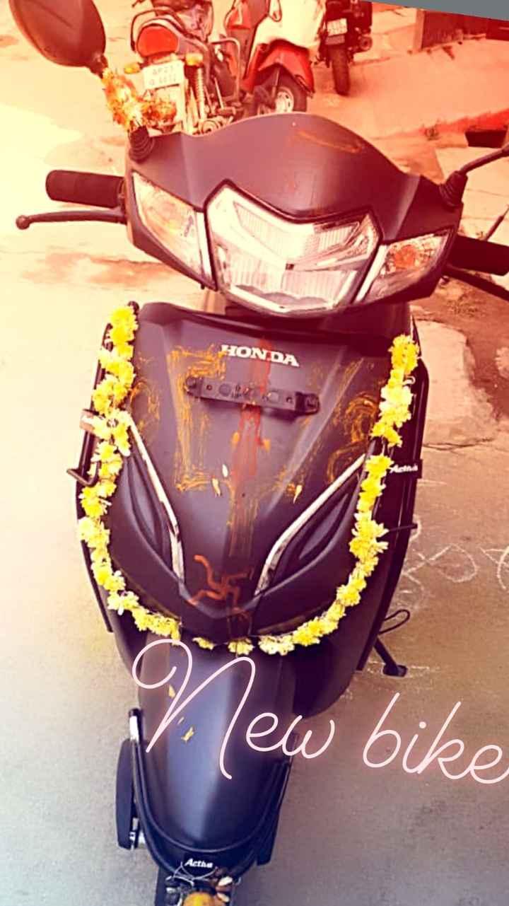 bike lovers... - - HONDA V lew bike Actha , - ShareChat