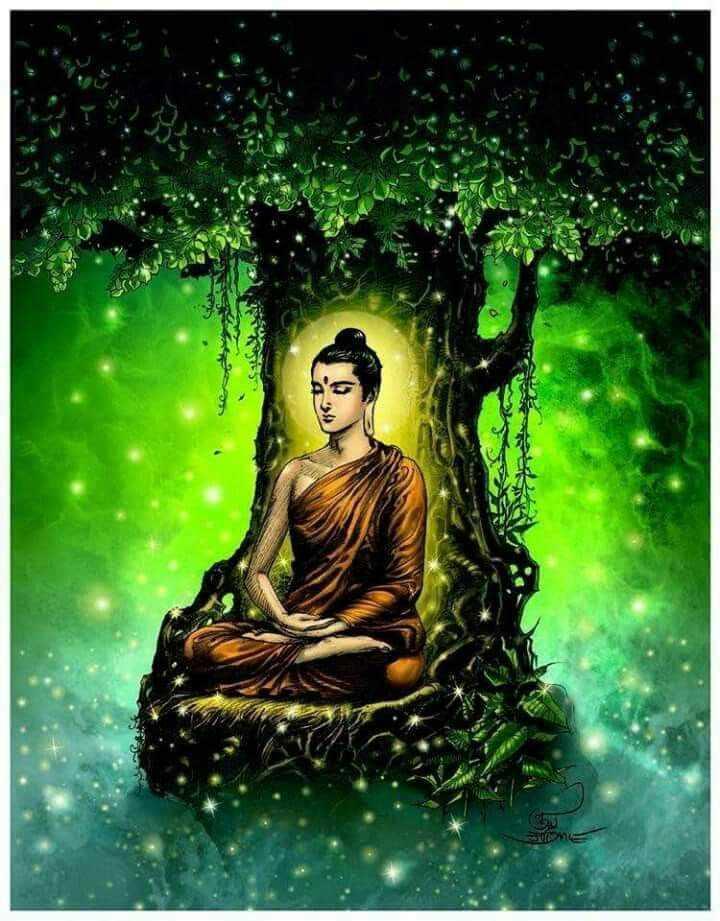 buddha words - ShareChat