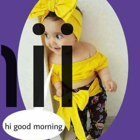 😂 হাস্যকৰ ফটো - SO hi good morning - ShareChat