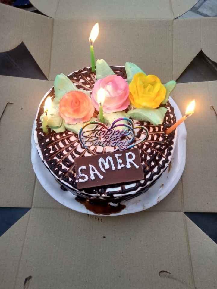 🍫  chocolate ਲਵਰਜ਼ - SAMER - ShareChat