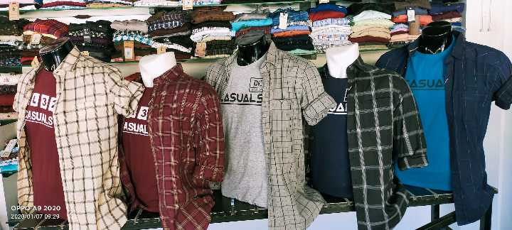 costumes - D ASUAL P SASUALE CASUALS ASUAL L OPPO A9 2020 2020 / 01 / 07 09 29 - ShareChat