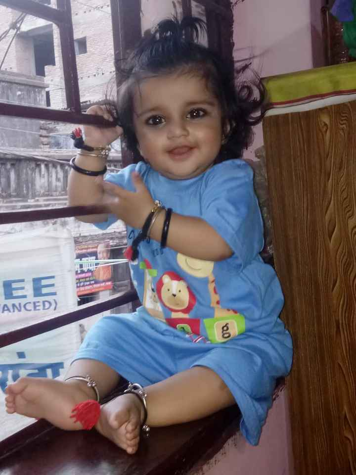 cute baby 😘 😘 😘 - EE ANCED ) - ShareChat