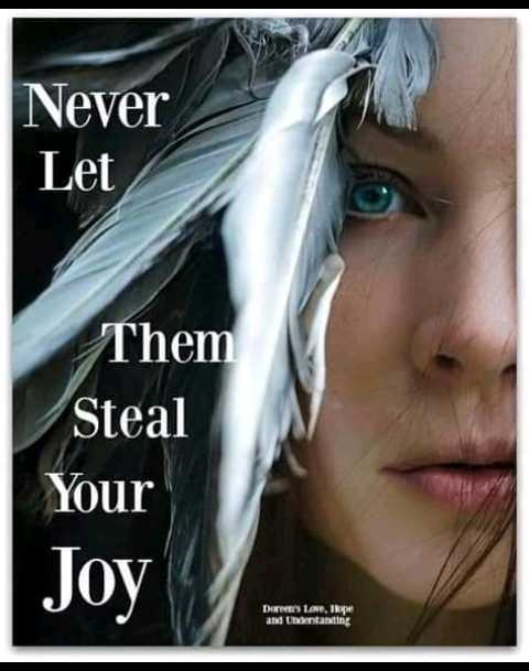 deep - Never Let Them Steal Your Joy Dr Love , antan - ShareChat