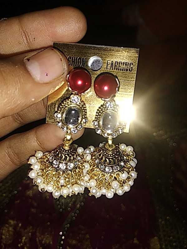designer earings - EARRING CO - ShareChat
