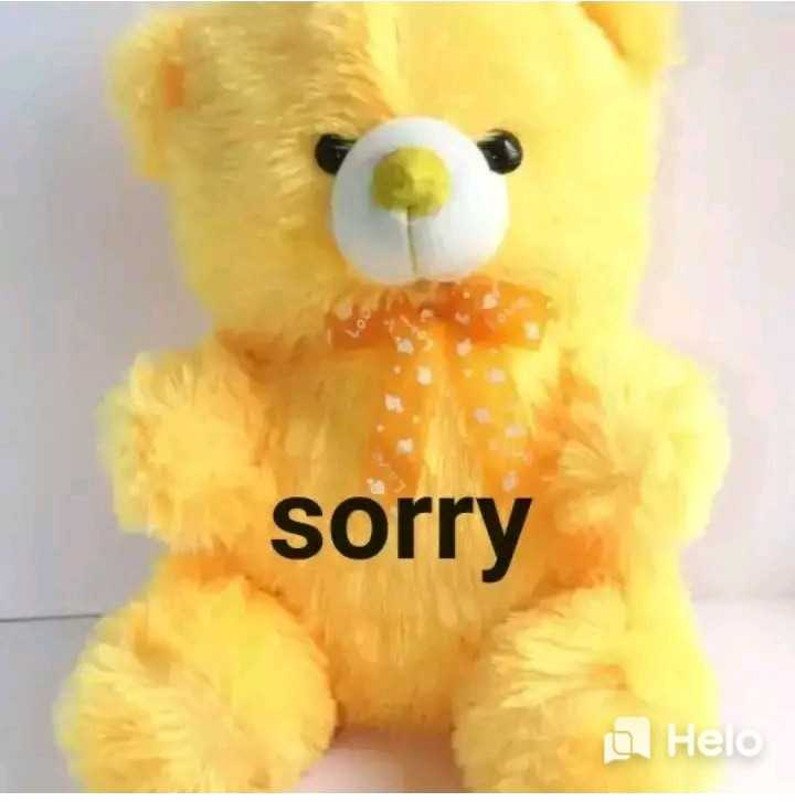 dil se sorry - sorry Hello - ShareChat